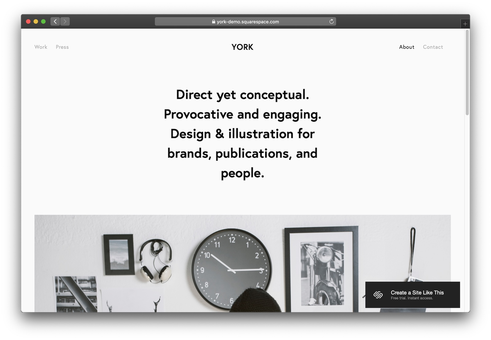 The Best Squarespace Template For Every Purpose Pro